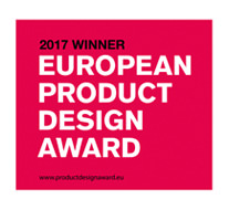 European Product Design Award - 2017 Winner