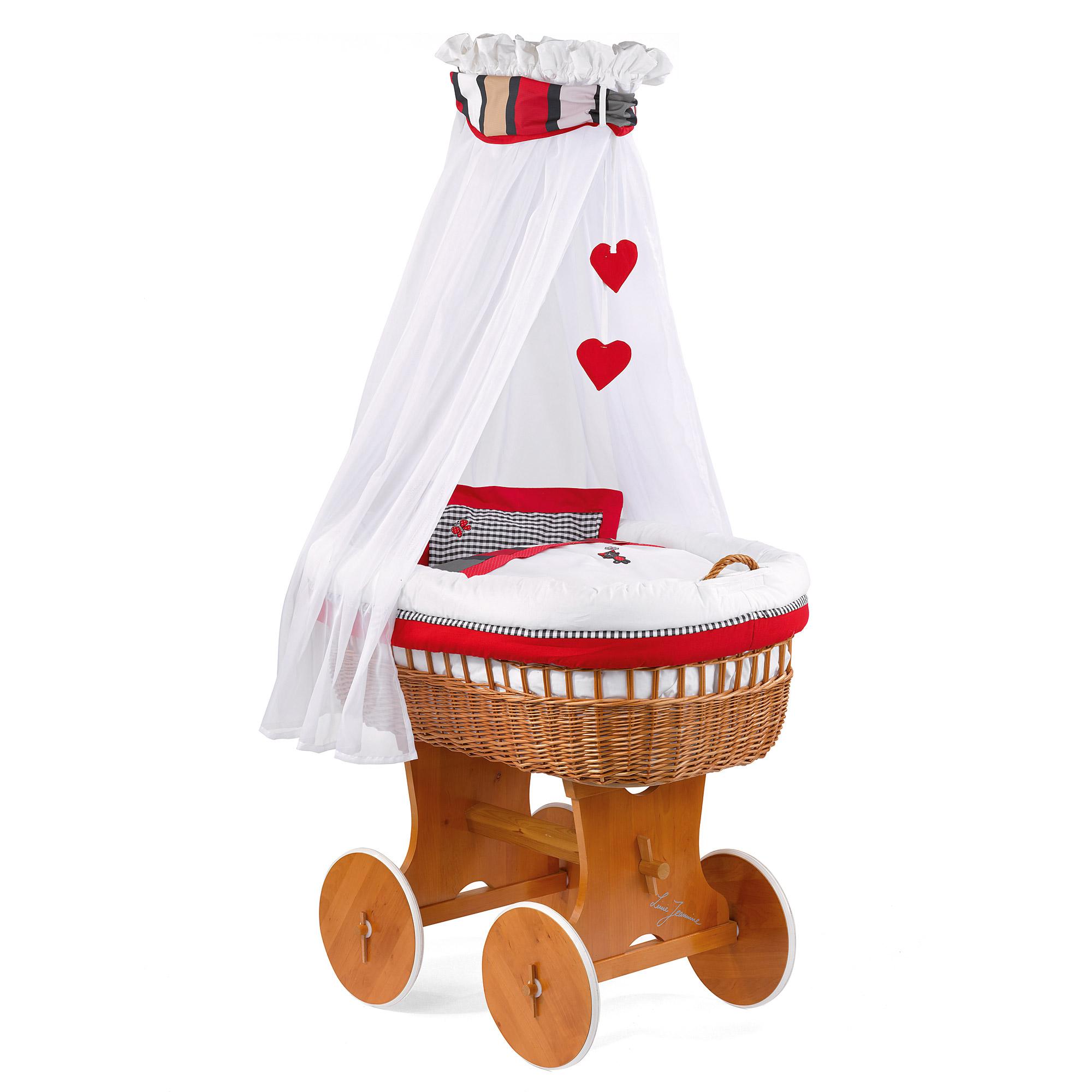 stubenwagen my baby. Black Bedroom Furniture Sets. Home Design Ideas