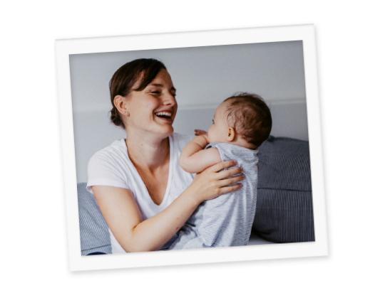 1. stärkt die Mutter-Kind-Bindung