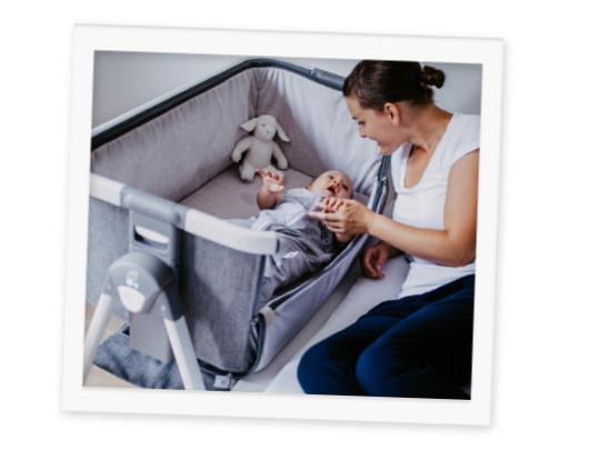 4. gibt Dir die Sicherheit, Dein Baby ganz nah bei Dir zu haben